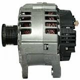 Generator utbytes 12V125A
