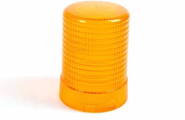 Lykthuv gul f varn.fyr KL600