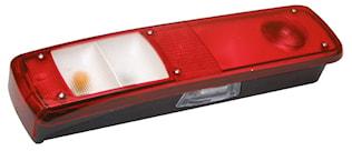 Baklykta vänster Volvo