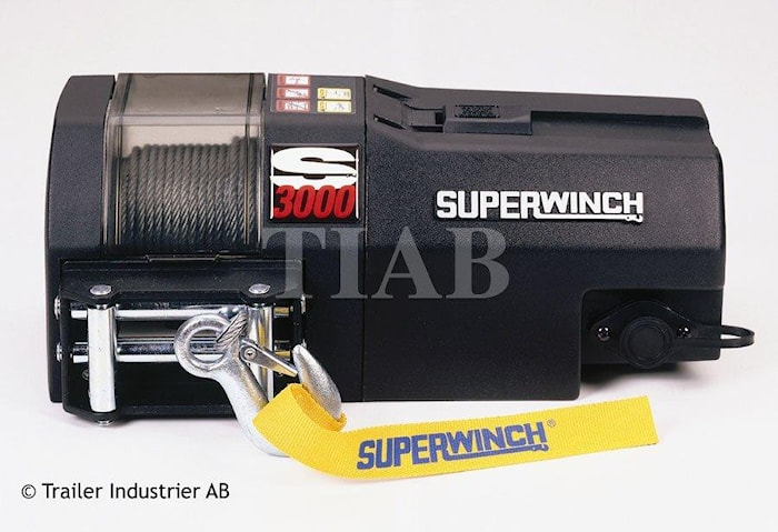 Superwinch S3000 12V