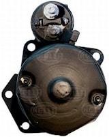 Startmotor utbytes 12V/3,5kW