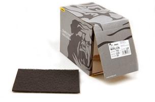 Ark152x229x10mm Mirlon Grå1500