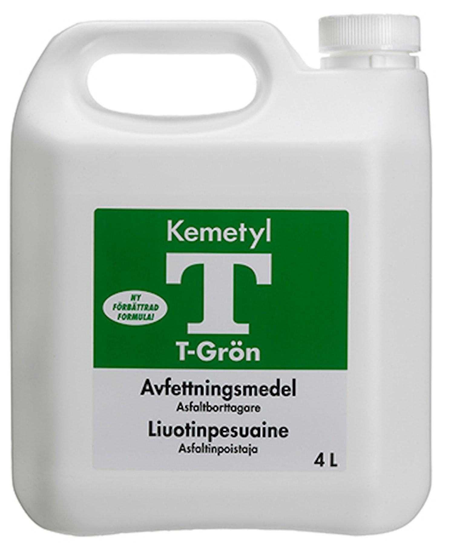 Avfettningsmedel T-Grön