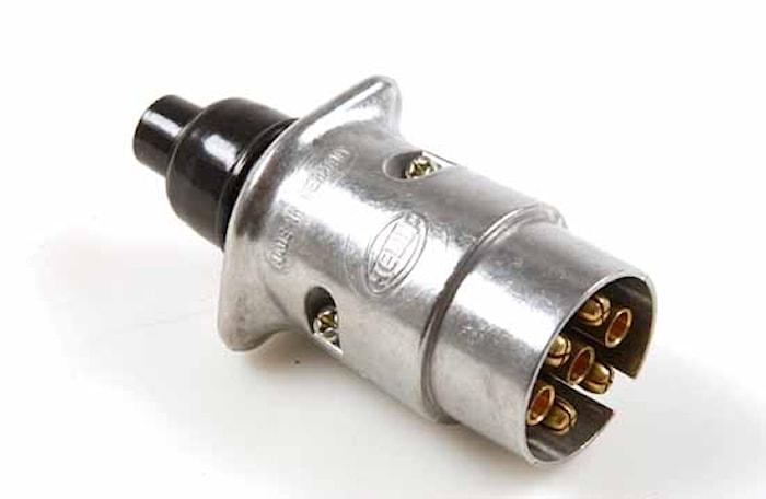 Stickpropp 7-polig metall