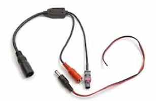 Adapter backkamera-Interactor