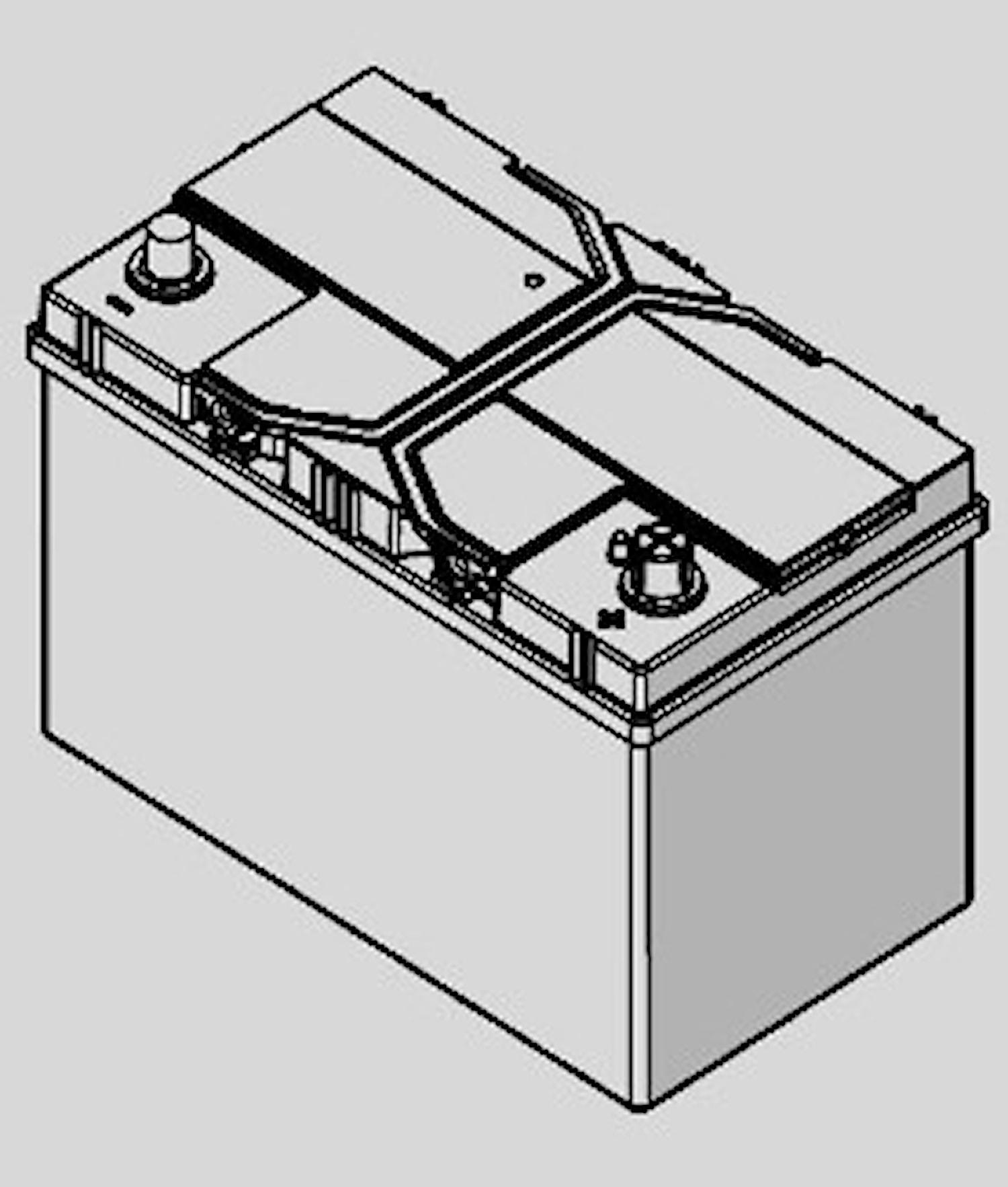 Batteri D47 Blue Dynamic