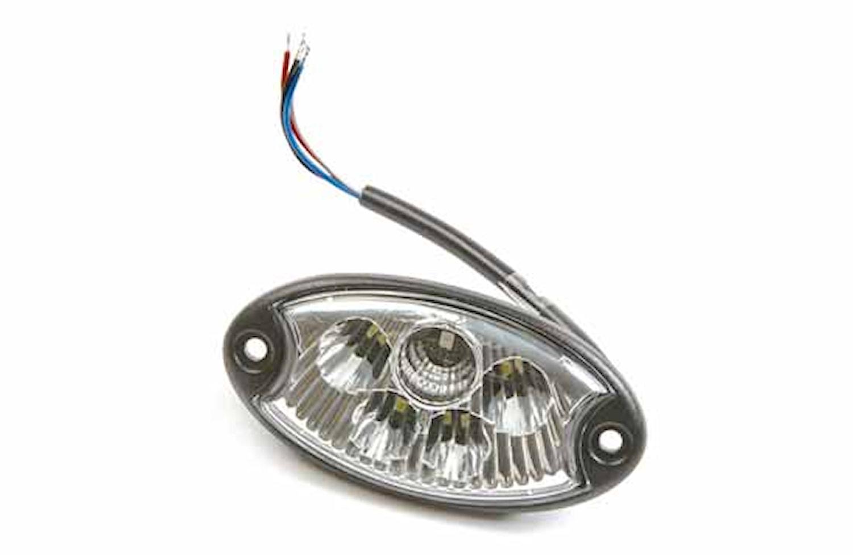 Spotlight 12V G-LED 90x45mm