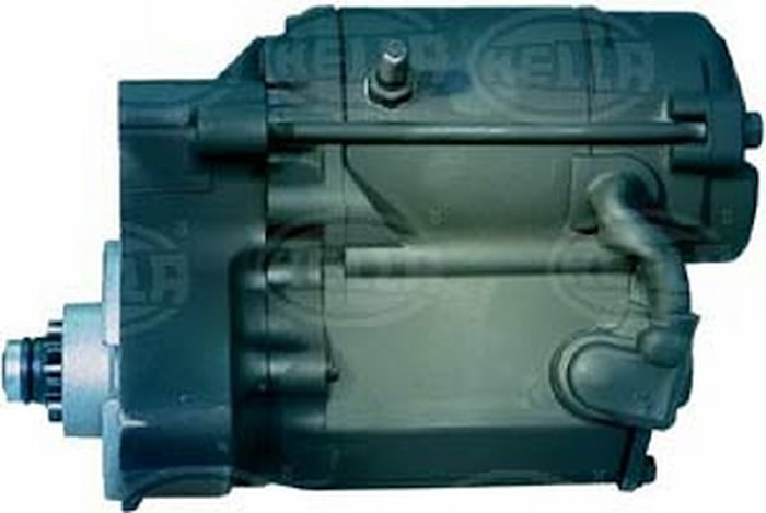 Startmotor utbytes 12V/1,6kW