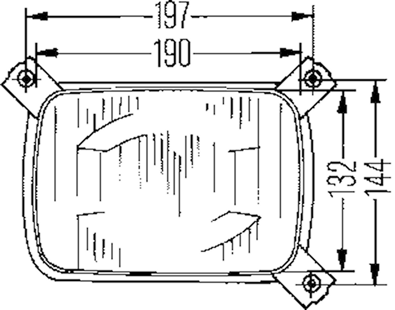 Helljusstrålk hö H2 190x132mm