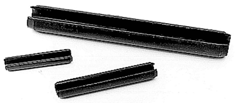 Fjädrande rörpinne FRP 6x60mm