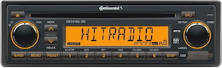 Bilstereo CD/Radio/USB 12V