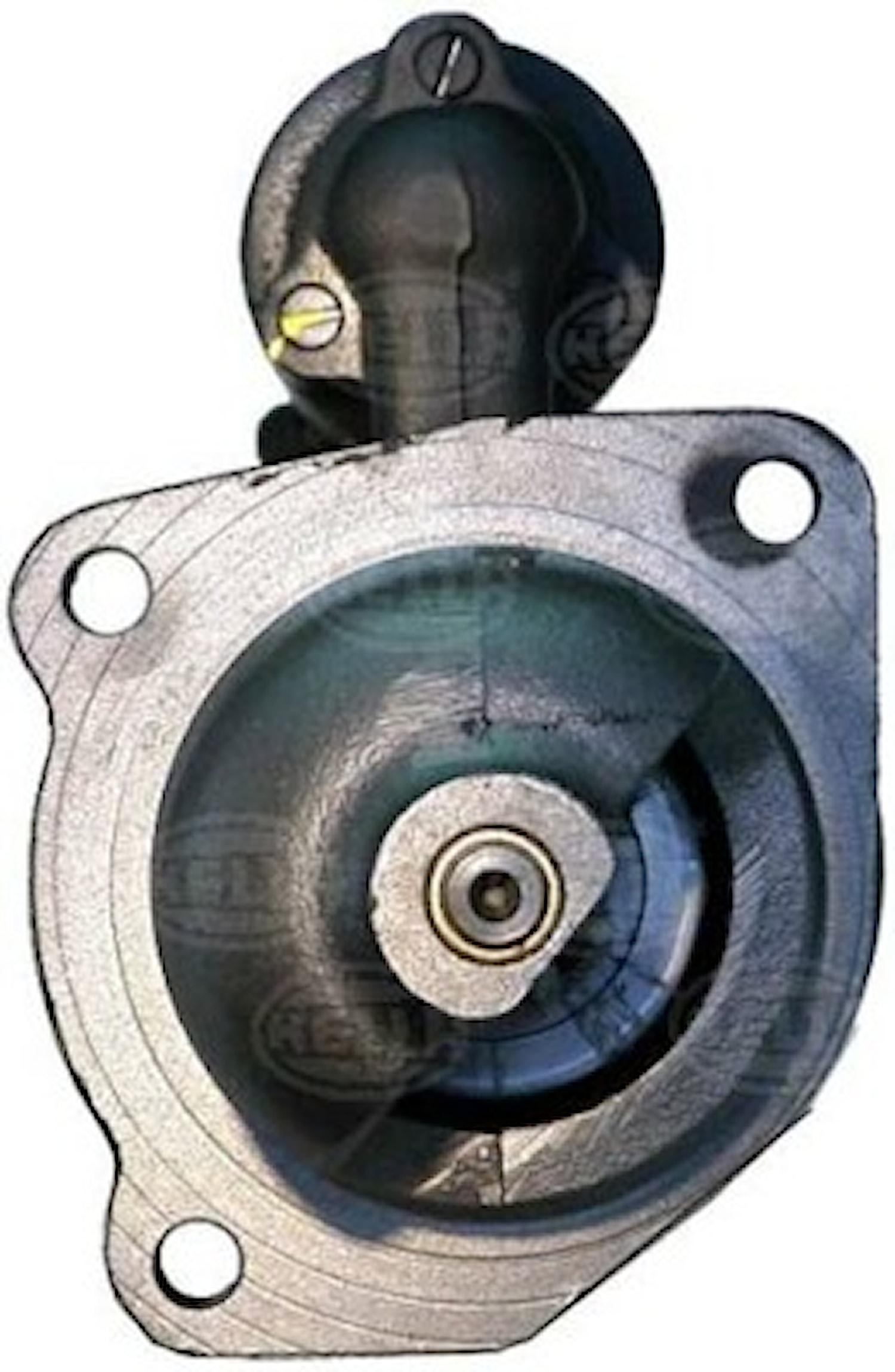 Startmotor utbytes 12V/3,7kW