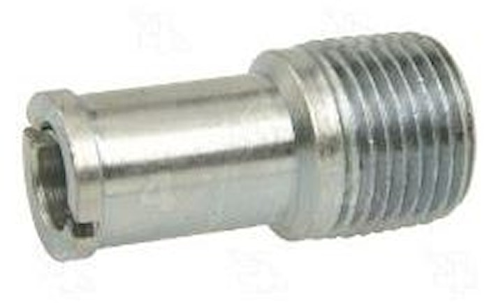 Slangnippel/21x16mm
