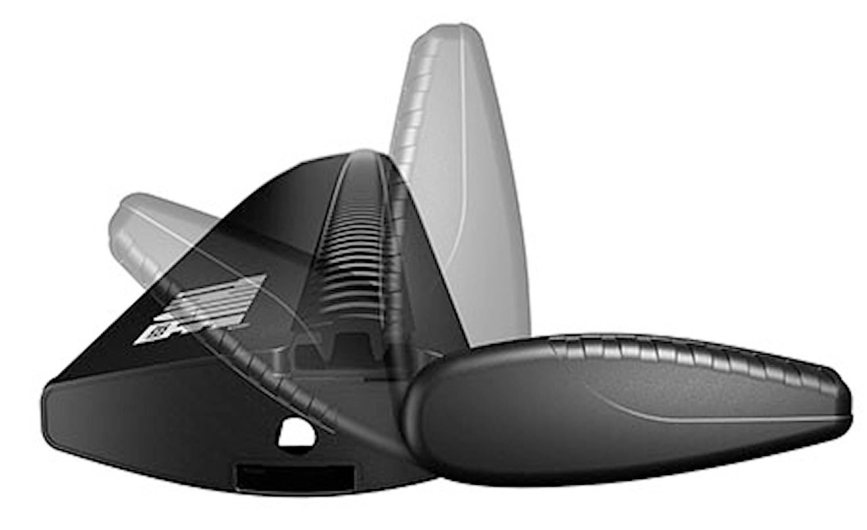 Rörsats Rapid WingBar Black