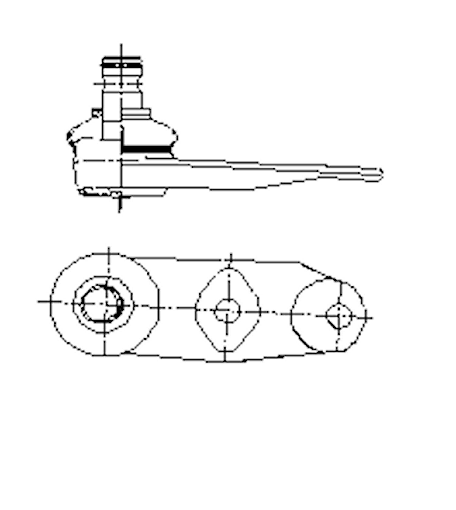 Spindelled framaxel