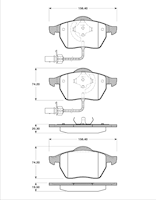 Belägg HP T1149