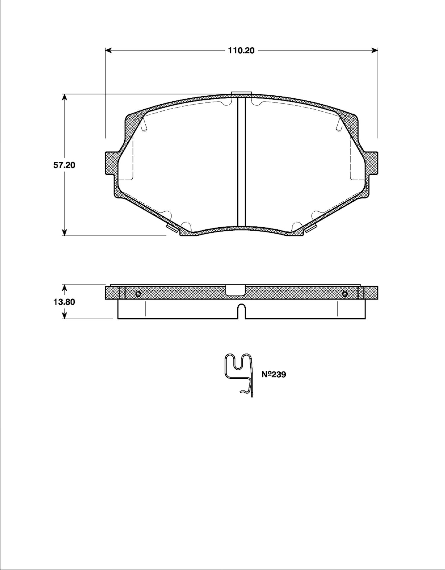Belägg HP T3073