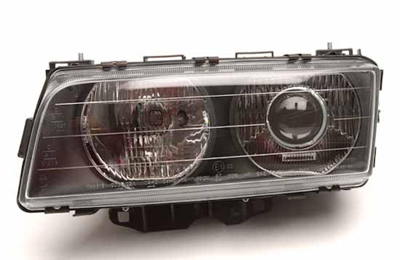 Strålk 12V vä H1/H7 BMW 7-ser