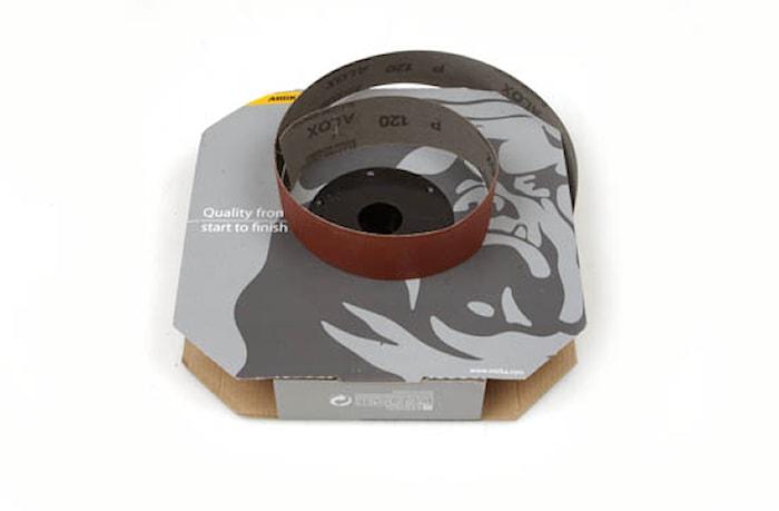 Alox 120k 38mmx50m Rulle