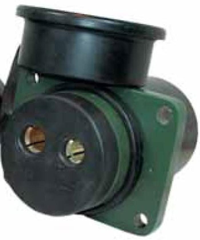 Stickdosa 2-polig m kontakthyl