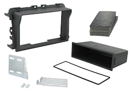 2-Din monterings kit Opel/Niss