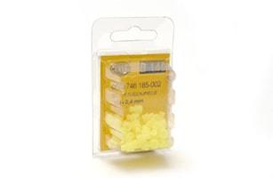 Kabeltätning gul