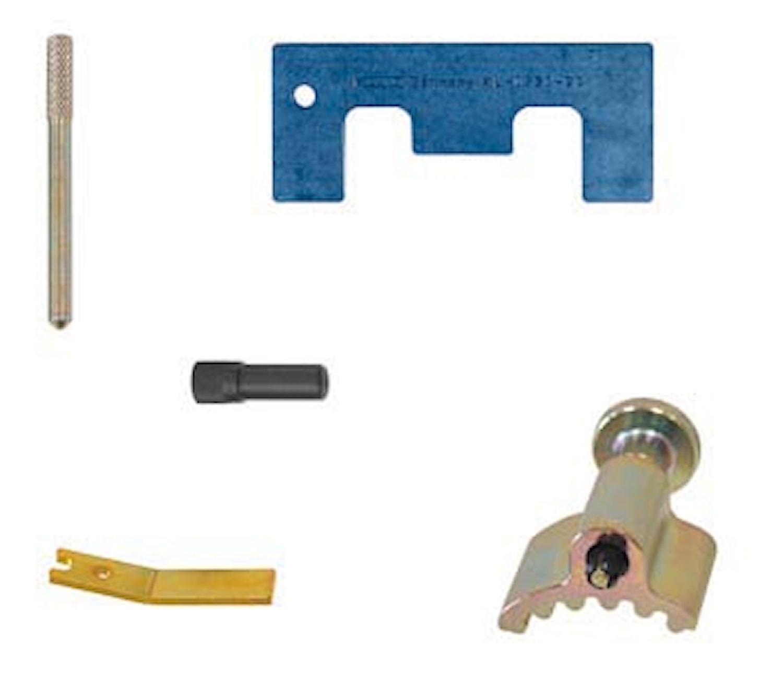 Låsverktygssats för VW-Audi