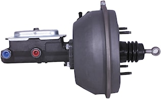 Servoklocka+huvudcylinder