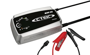 Batteriladdare MXS 25 12 volt