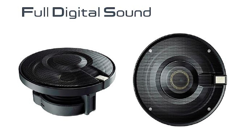 "Digital 6,5"" högtalare"