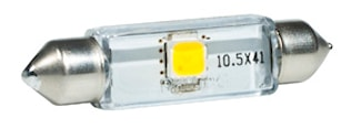 LED-lampa 24V Festoon 10,5x43
