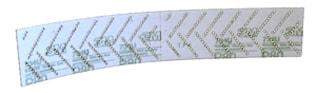Slipark 70 x 396 mm