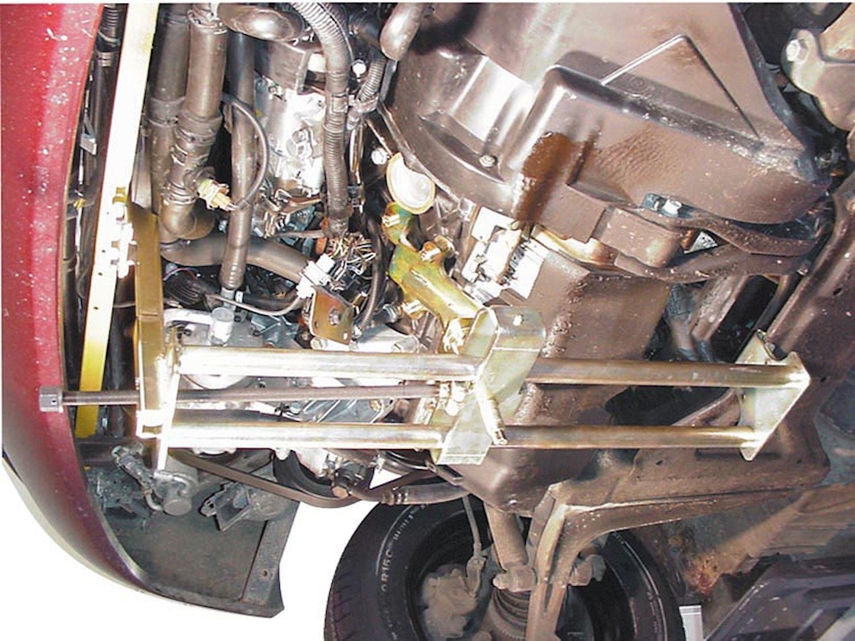 Hjälpbalk VW T4