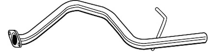 Slutrör