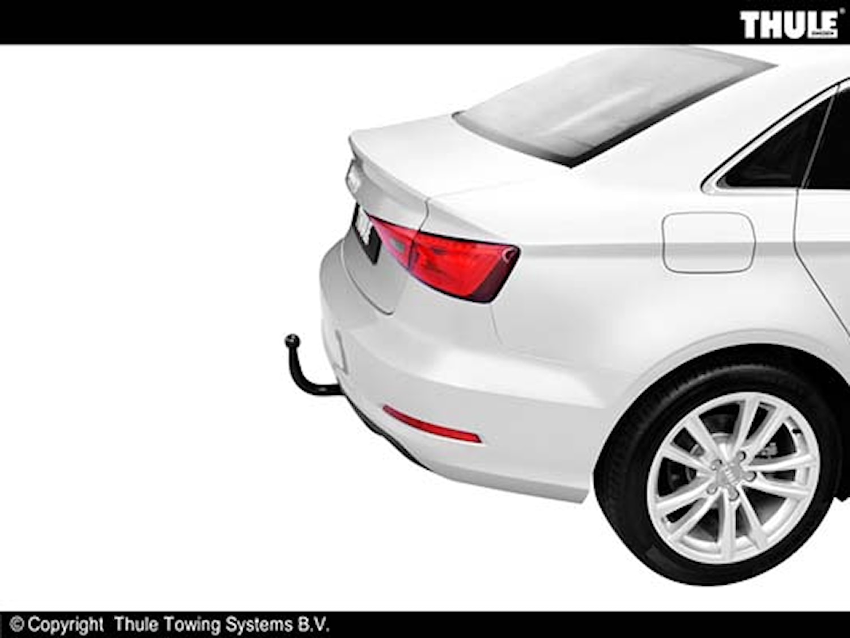 Avtagbar dragkrokt Audi A3 13-