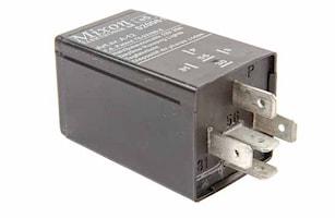 Reläautomatik 12V med inb diod