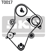 Kamremsats (48-15049XS)