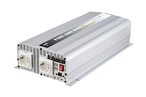 Inverter 1500W 12V äkta sinus