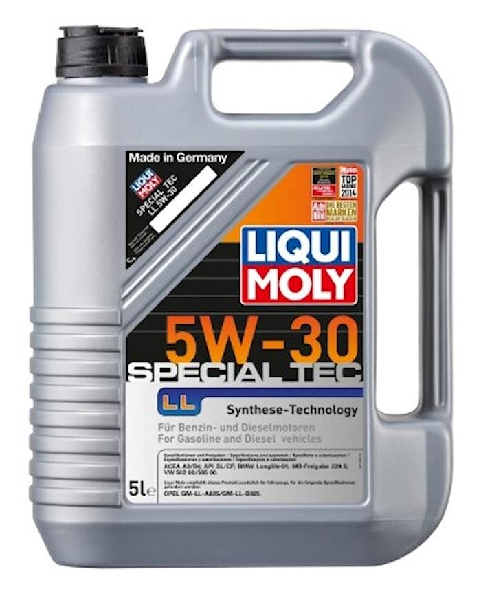 Leichtlauf Spec. 5W-30+ filter