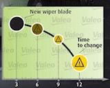 Flatblade 500mm med U adapter