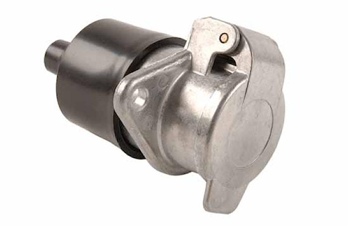 Stickdosa 7-polig flatst metal