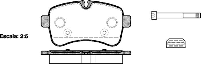 Belägg HP C6029