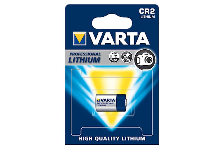 Batteri CR2 3V litium