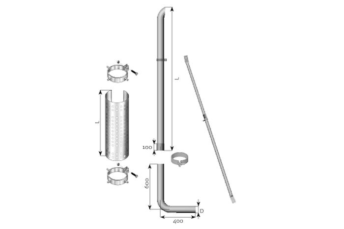 Vertikal system