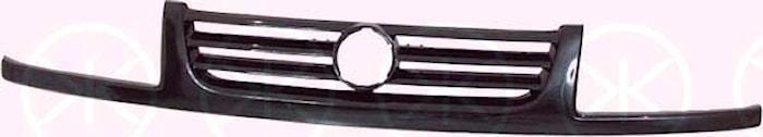 Kylargrill, svart 96
