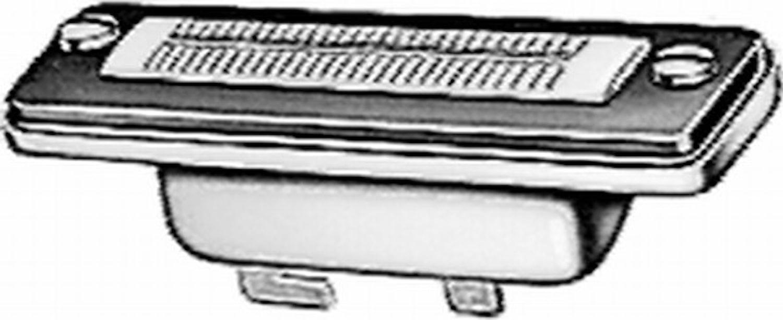 Reg.skyltbelysn 90x28mm