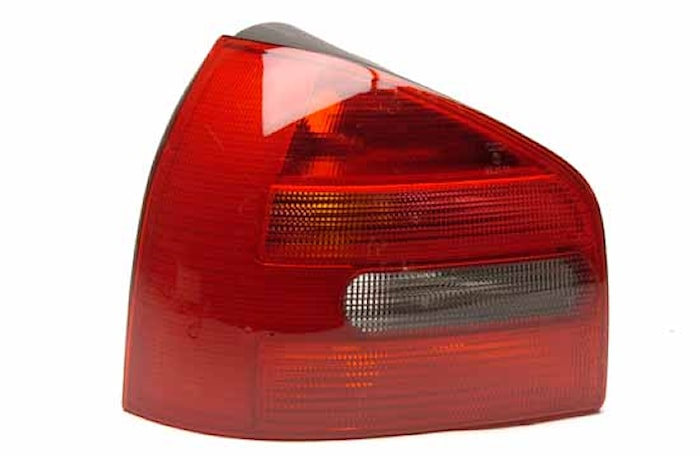 Lyktinsats vä för bakl Audi A3