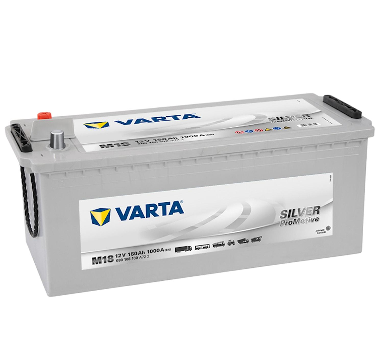 Batteri M18 PRO silver SHD180