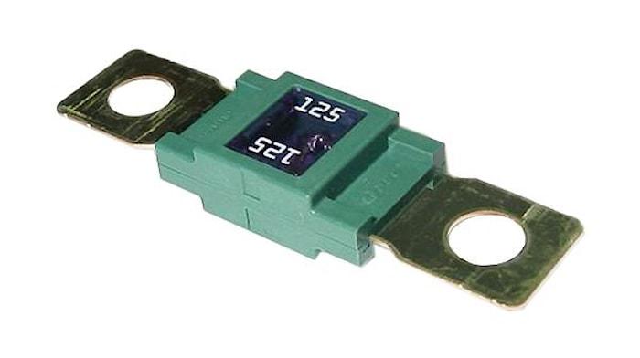 MegaOTO 125A grön