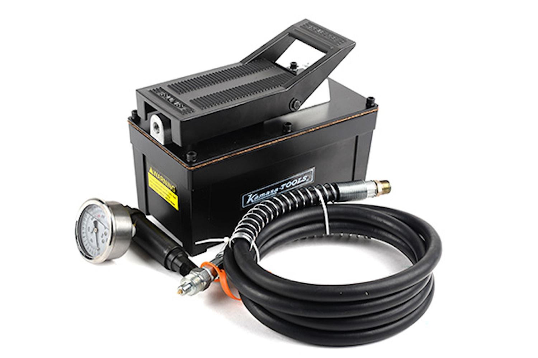 Hydraulisk pump